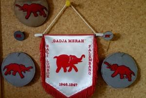 """Herinneringen aan """"het nest van de rode olifant"""" waar ik geboren ben."""