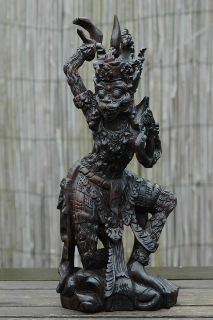 Hanuman Hoogvliet beeld