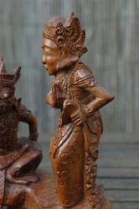 Hanuman met ring
