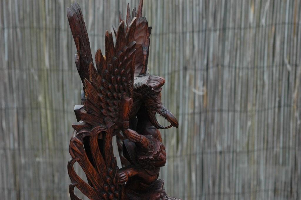 Restauratie Indisch beeld 011 Het resultaat 1