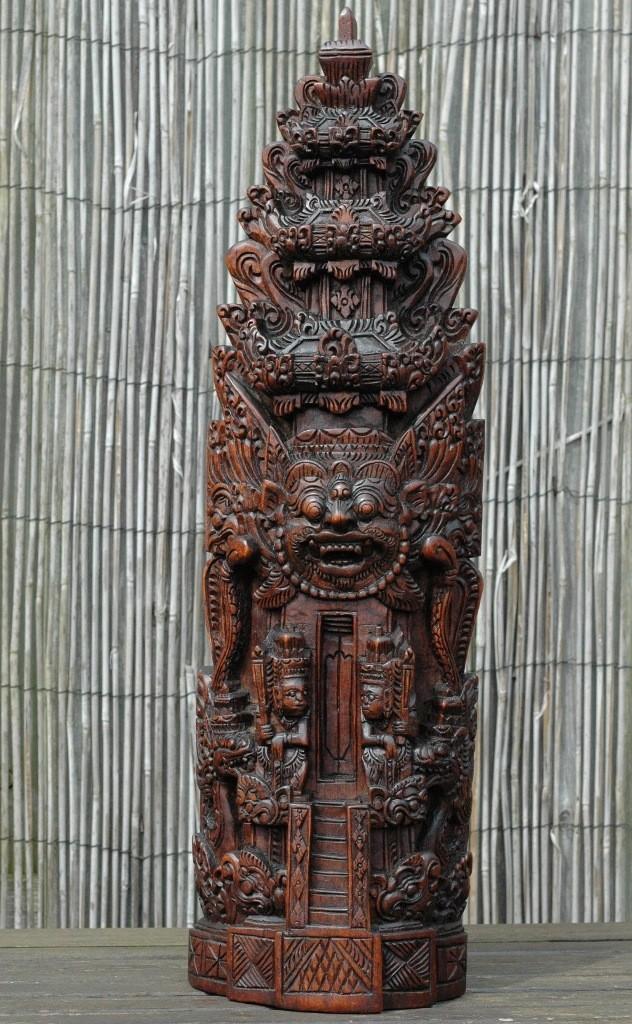Dit is het laatste tempelbeeld dat ik koop