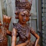 """Het verhaal van Rama en Sita staat opgetekend in de Ramayana, het """"reisverhaal"""" van Rama. Een hindoe verhaal van Rama, de god met vele gezichten."""