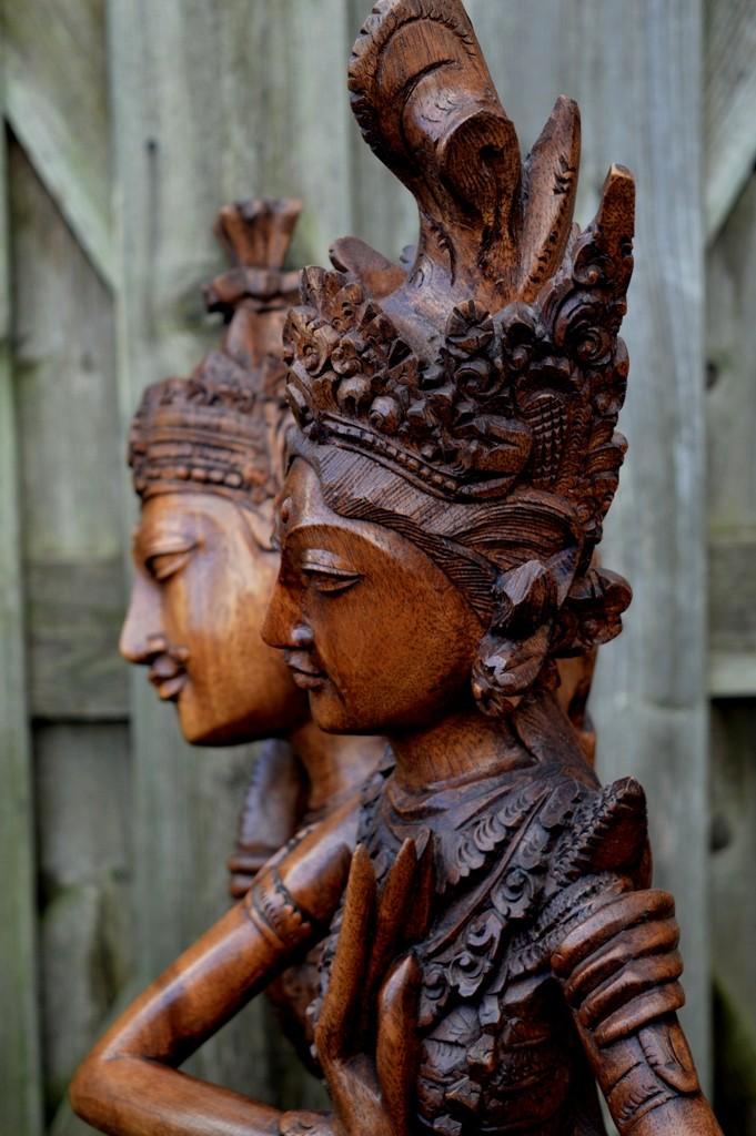 """Het verhaal van Rama en Sita staat opgetekend in de Ramayana, het """"reisverhaal"""" van Rama."""