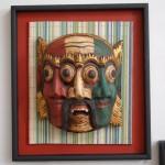 Maskers opgeknapt door Aad 04
