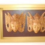 Maskers opgeknapt door Aad 06