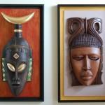 Maskers opgeknapt door Aad 07