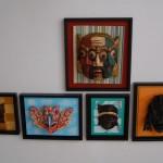 Maskers opgeknapt door Aad 08