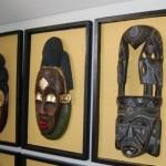 Maskers opgeknapt door Aad