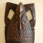 Maskers opgeknapt door Aad 16