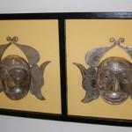 Maskers opgeknapt door Aad 17