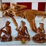 Gallery 1: Manis Art Shop & Wood carver, Mas Ubud Gianyar.