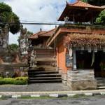 bij het centrum van Ubud
