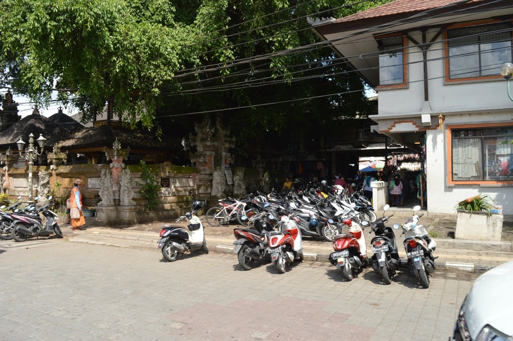 Kunstmarkt Ubud