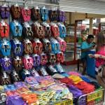 een van de drukst bezochte toeristische attracties op Bali