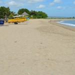 naar Nederlandse begrippen misschien wel het beste strand van Bali