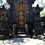 Delen van het tempelcomplex.