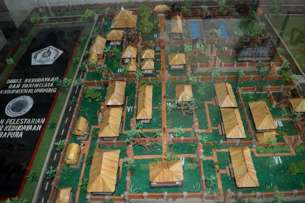 Het Klungkung Paleis is een historisch complex