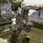 De indrukwekkende Pura Kehen tempel, ten noorden van het centrum van de stad.