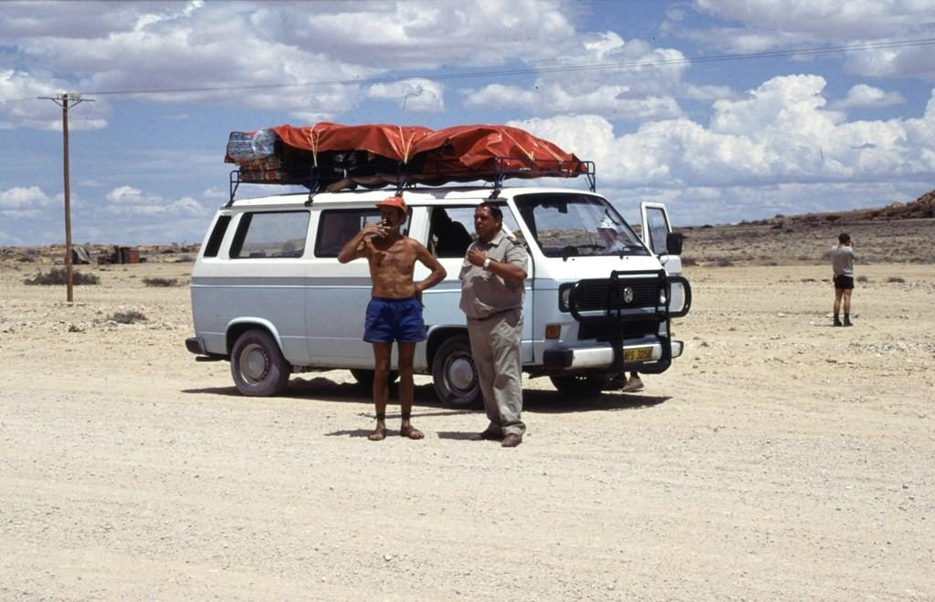 Namibie- Zuid Afrika, 1992 nr 0701